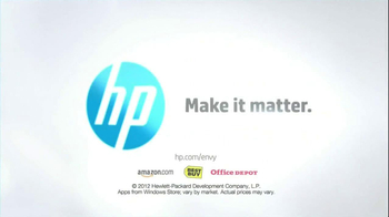 HP Envy 23 TV Spot, 'Rise of the Guardians' Featuring Peter Ramsey - Thumbnail 8