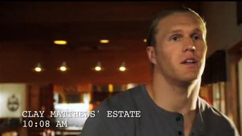 Fathead TV Spot Featuring Clay Matthews - Thumbnail 1