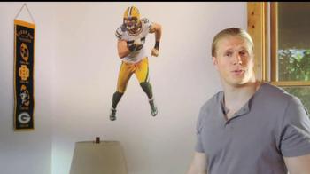 Fathead TV Spot Featuring Clay Matthews - Thumbnail 6