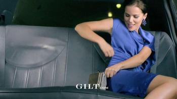 Gilt TV Spot, 'Taxi Change'