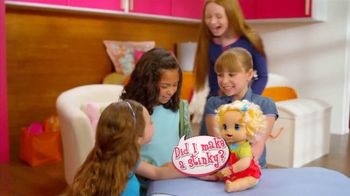 My Baby Alive TV Spot, 'Eating'