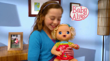 My Baby Alive TV Spot, 'Eating' - Thumbnail 1
