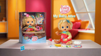 My Baby Alive TV Spot, 'Eating' - Thumbnail 10