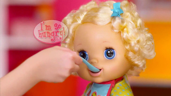 My Baby Alive TV Spot, 'Eating' - Thumbnail 3