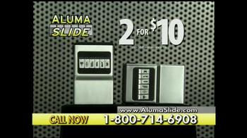 Aluma Slide TV Spot