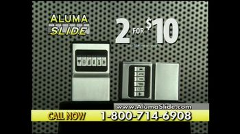 Aluma Slide TV Spot  thumbnail