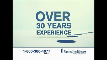 UnitedHealthcare Medicare Solutions TV Spot, 'Time to Act' - Thumbnail 10