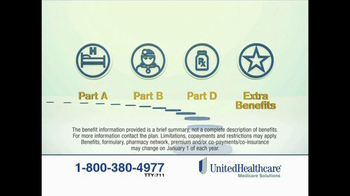 UnitedHealthcare Medicare Solutions TV Spot, 'Time to Act' - Thumbnail 4