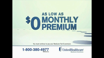 UnitedHealthcare Medicare Solutions TV Spot, 'Time to Act' - Thumbnail 9