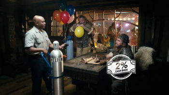 Capital One Spark Business Car TV Spot, 'Olaf's' - Thumbnail 4