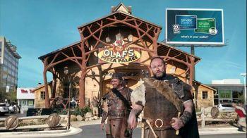 Capital One Spark Business Car TV Spot, 'Olaf's' - 887 commercial airings