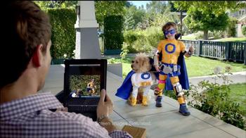 Olympus PEN TV Spot, 'Costumes' - Thumbnail 10