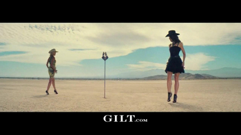 Gilt TV Spot, 'Outfit Showdown' - 3118 commercial airings