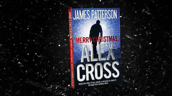 Merry Christmas, Alex Cross by James Patterson TV Spot