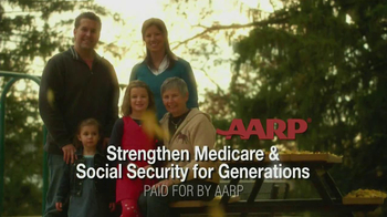 AARP Healthcare Options TV Spot, 'Numbers in a Budget' - Thumbnail 10