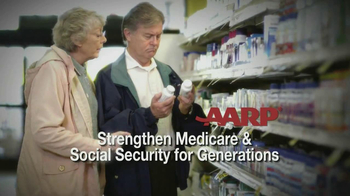 AARP Healthcare Options TV Spot, 'Numbers in a Budget' - Thumbnail 9