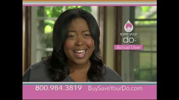 Save Your Do TV Spot Featuring Nicole Ari Parker