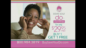 Save Your Do TV Spot Featuring Nicole Ari Parker - Thumbnail 9