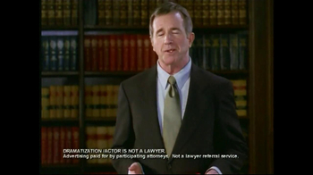 Injury Helpline TV Spot, 'Bookcase' - Thumbnail 3