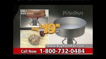 TeleBrands Push Pan TV Spot