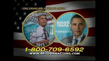 Obama Coins TV Spot