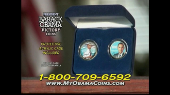 Obama Coins TV Spot  - Thumbnail 4