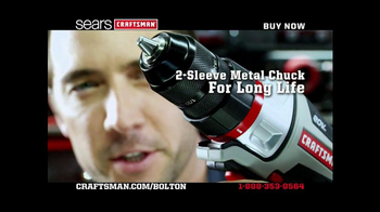 Craftsman Bolton TV Spot  - Thumbnail 4