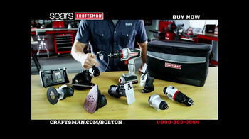 Craftsman Bolton TV Spot