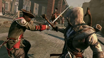 Assassin's Creed III TV Spot, 'George Washington' - 392 commercial airings