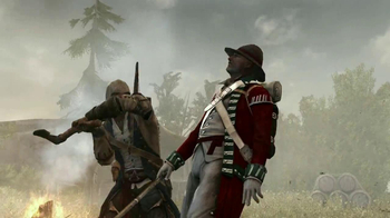 Assassin's Creed III TV Spot, 'George Washington' - Thumbnail 6