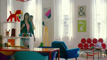 Fab.com TV Spot, 'Touch' Song by The Cook Brothers - Thumbnail 8