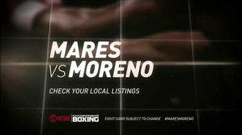 Showtime TV Spot, 'Mares Vs. Moreno' - Thumbnail 10