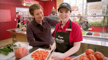Papa Murphy's Pizza TV Spot, '5-Meat Stuffed' - Thumbnail 5