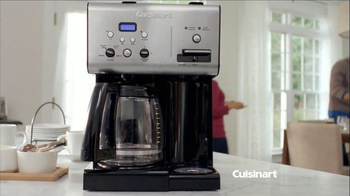 Cuisinart Coffe Plus TV Spot  - Thumbnail 3
