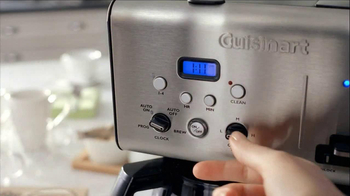 Cuisinart Coffe Plus TV Spot  - Thumbnail 4