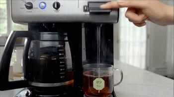 Cuisinart Coffe Plus TV Spot