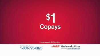 UnitedHealthcare AARP Healthcare Medicare RX Plans TV Spot, 'Choices' - Thumbnail 4