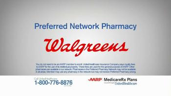 UnitedHealthcare AARP Healthcare Medicare RX Plans TV Spot, 'Choices' - Thumbnail 6