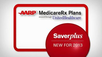 UnitedHealthcare AARP Healthcare Medicare RX Plans TV Spot, 'Choices' - 248 commercial airings
