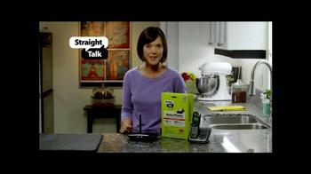 Straight Talk Wireless Home Phone TV Spot - Thumbnail 1