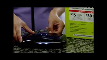 Straight Talk Wireless Home Phone TV Spot - Thumbnail 4
