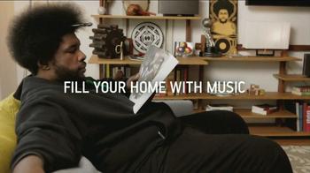 Sonos TV Spot Featuring Questlove Song Danny! - Thumbnail 8