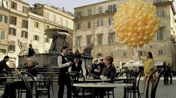 Martini and Rossi TV Spot, 'Yellow Balloons'