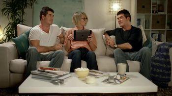 Verizon Xtra Factor App TV Spot, 'Double' Featuring Simon Cowell - 18 commercial airings