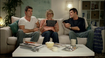 Verizon Xtra Factor App TV Spot, 'Double' Featuring Simon Cowell - Thumbnail 7