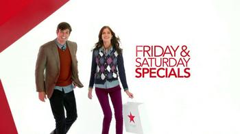 Macy's Super Saturday Sale TV Spot, 'Boots, Flannel, Cusinart' - Thumbnail 3