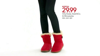 Macy's Super Saturday Sale TV Spot, 'Boots, Flannel, Cusinart' - Thumbnail 5