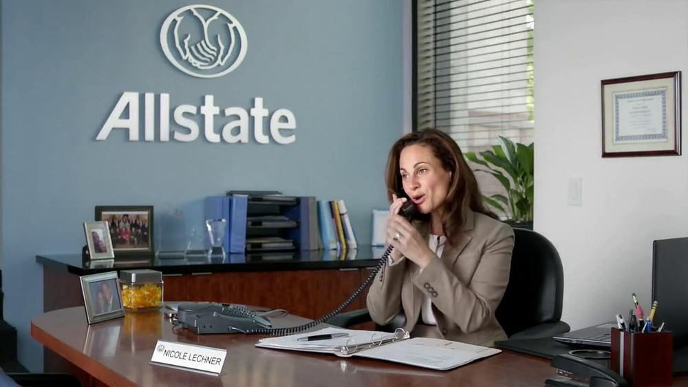 Allstate TV Commercial, 'Talking and Driving'