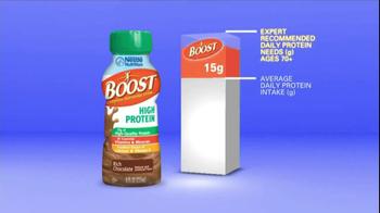 Boost High Protein TV Spot, 'MediFacts' - Thumbnail 7