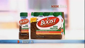 Boost High Protein TV Spot, 'MediFacts'